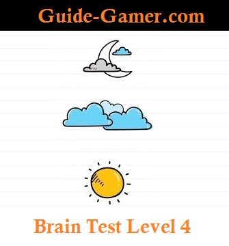 brain test level 4