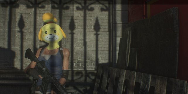 Resident Evil 3 Remake Animal Crossing 2