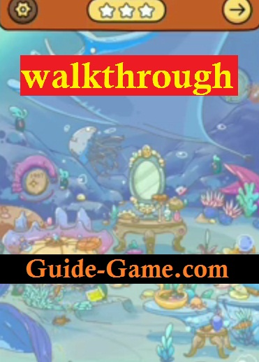 find out game MERMAID'S answers