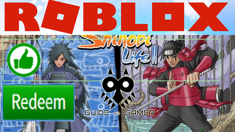 shinobi life 2 codes